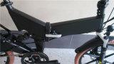 Vélo électrique pliable de pleine suspension diplômée par TUV
