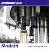 2 In1 Sprankelende het Vullen van de Blikken van de Kola van het Bier van de Drank Verzegelende Machine