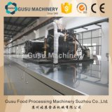 機械(QCJ400)を作っているセリウムチョコレート豆mm
