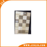 윤이 난 Bathroom 및 Kitchen Decorative Ceramic Wall Tile