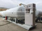 50m3 GLP patín Estación de servicio, 50m3 GLP Estación de servicio de Skid, Gas Estación de servicio