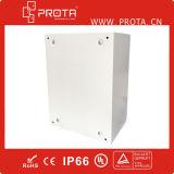 Caixa de distribuição elétrica da caixa do painel de controle do cerco