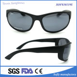 Spätestes Polarized Sports Sunglasses mit Cycling Rider
