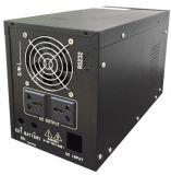 reiner Wellen-Ausgangsgleichstrom inverter/3kw des Sinus-2kw zu Wechselstrom-Sinus-Wellen-hybrider Inverter Inverter/5kw UPS mit Rasterfeld-Ladung und Überbrückung Funciton