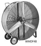 48 Zoll-Lager-Ventilator-System-Garage-Trommel-Ventilator-kommerzielle industrielle abkühlende Walzen-große Geschwindigkeit