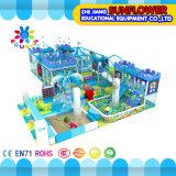 Крытая спортивная площадка--Волшебная серия рая, капризная серия замока