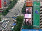 最もよい価格のP16デジタルの企業の広告のLED表示印
