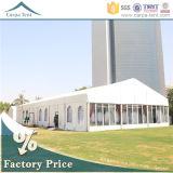 Tent van het Banket van het Paviljoen van de Tuin van het aluminium de Materiële Openlucht met de Muur van het Glas