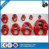 4: 1 Caja de seguridad Factor Europea Tipo de aleación de acero forjado G80 Conexión de Enlace