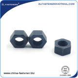 Noix Hex noire de l'oxyde (m6~m64)