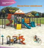 Kaiqi der mittelgrossen futuristischen im Freienspielplatz Serien-Kinder - Kundenbezogenheit erhältlich (KQ9065A)