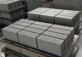 Chaîne de production automatique hydraulique et vibrante moyenne brique formant la machine