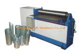 O carbono ou a fabricação inoxidável do cilindro de aço Dois-Rolam a máquina da placa