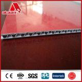 Folha de alumínio ondulada de alumínio dos painéis de sanduíche do telhado