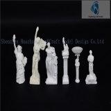 WestStyle Figurines Sculpture für Garten Decoration
