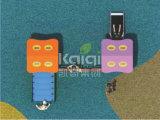 Kaiqi scherza le capanne di gioco di legno del campo da giuoco esterno (KQ60079D)