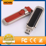 Promotion를 위한 16GB Leather USB Stick