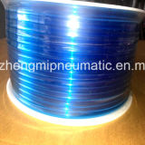 Tube pneumatique couleur haute pression de 8 mm (bleu transparent et orange transparente)