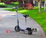 Mini scooter électrique de 2 roues de vente chaude, scooter électrique bon marché pliable, scooter électrique