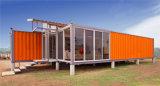 Costa Rico modernes vorfabriziertes modulares Behälter-Haus für Berufung