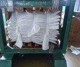 El cuadrado Zippered borda la caja decorativa del amortiguador de la pieza inserta del amortiguador de la pluma del amortiguador