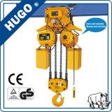 بمحركات رافعة سلسلة الكهربائية مع سلسلة عربة 3000kg الكهربائية رافعة