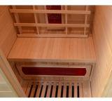 Pièce portative de sauna de sauna neuf de l'infrarouge 2016 lointain pour 1 personnes (SEK-B1)