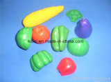 Do campo de jogos interno plástico da instrução do bebê da inteligência de Customed DIY brinquedos infláveis