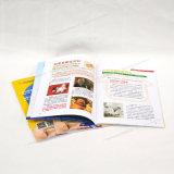 Utilisation de brochure d'impression offset pour la publicité