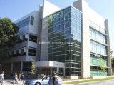 ハリケーンの評価される熱壊れ目のアルミニウムガラスカーテン・ウォールシステム