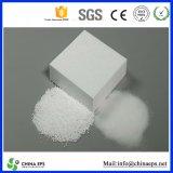 Polystyrene espansibile ENV Granules Virgin ENV Raw Material per Foam