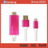 iPhone를 위한 HDMI Adapter Cable에 자동차 5 5s 6 6s
