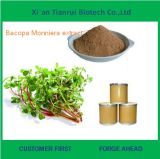 高品質のBacopa Monnieraのエキスの粉