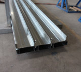 El nuevo edificio presionó las placas de acero perfiladas galvanizadas del Decking del suelo