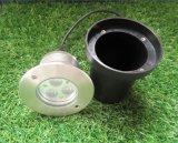 LEIDENE van het roestvrij staal 6W Ondergrondse Lichte of Ondergrondse Lamp (JP82532)