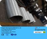 대직경 직류 전기를 통한 물결 모양 배수장치 강관