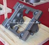 鋳造の部品、延性がある鉄の鋳造、マストブラケットの部品砂型で作る