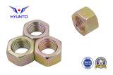 Acier de M5-24/ISO 4032/Heightening/Carbon/noix Hex avec le zinc de couleur