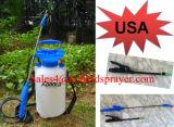 1.5gallon 5litre Capacityhand 압축 스프레이어, 플라스틱 펌프 스프레이어