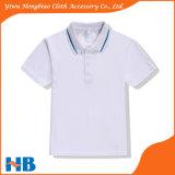 子供のポロカラー不足分の袖の方法平野のTシャツ