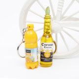 Cadena dominante modificada para requisitos particulares de la forma creativa de la botella