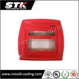 Moldeo por inyección del rectángulo plástico para el aparato electrodoméstico