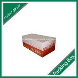 Подгонянная напечатанная коробка гофрированной бумага упаковывая (FP006)