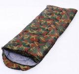 Fabrik-direkte Herbst-Tarnung-im Freien kampierender Umschlag-Schlafsack