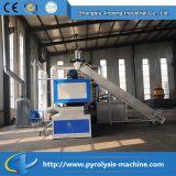 central energética da gestão de resíduos 1MW
