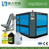 O plástico automático cheio de 5 litros engarrafa a máquina de molde do sopro com Ce