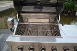 高品質の商業ステンレス鋼BBQの屋外の台所