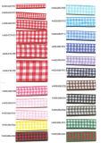 Fita completa macia para a roupa/vestuário/sapatas/saco/caso (tamanho 40mm)