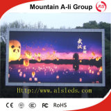 2016 venta caliente P10 alto brillo a todo color SMD LED Display