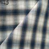 ワイシャツまたは服Rlsc40-46のための100%年の綿ポプリンの編まれたヤーンによって染められるファブリック